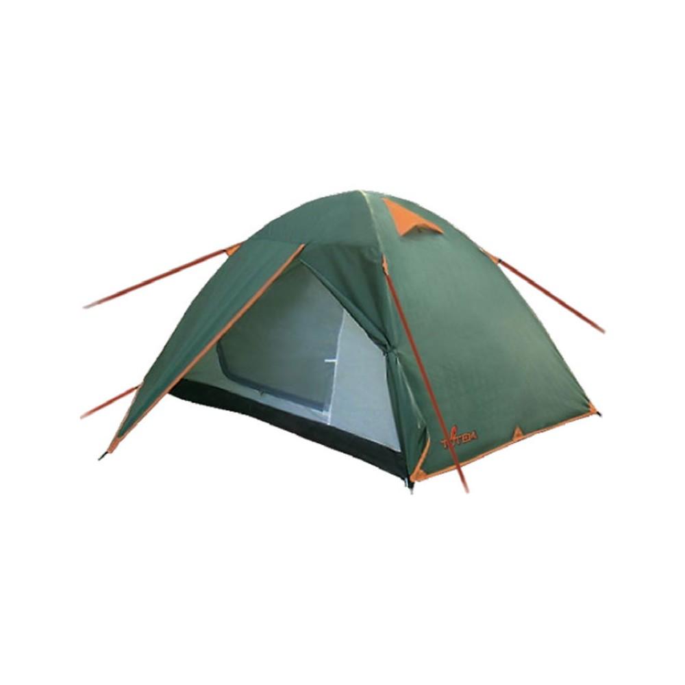 Палатка Totem Tepee 2 V2 зеленый Цвет зеленый