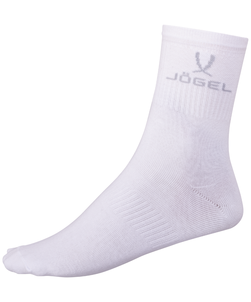 Носки Jogel JA 005, белые/серые, 31