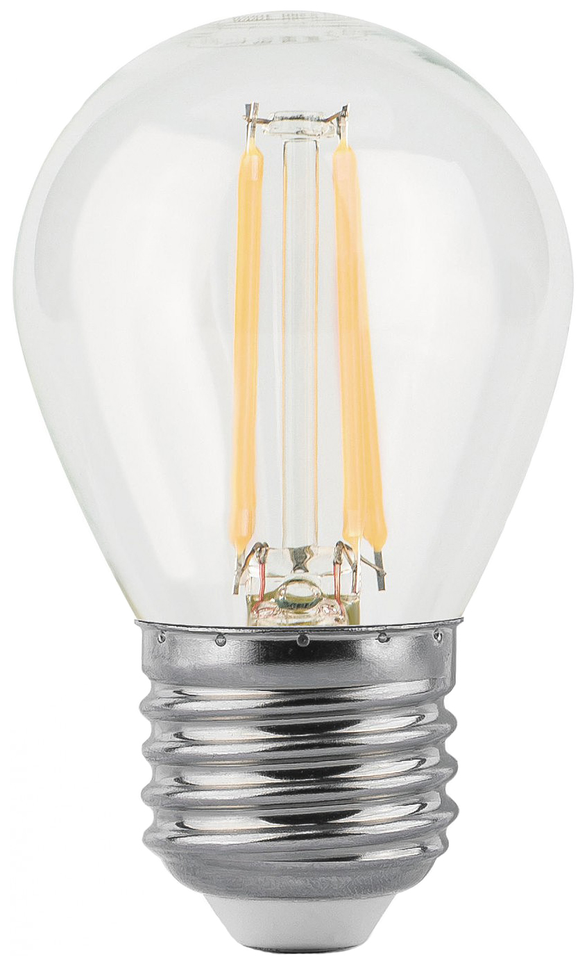 Лампочка Gauss Filament Globe E27 5W 450Lm 4100К