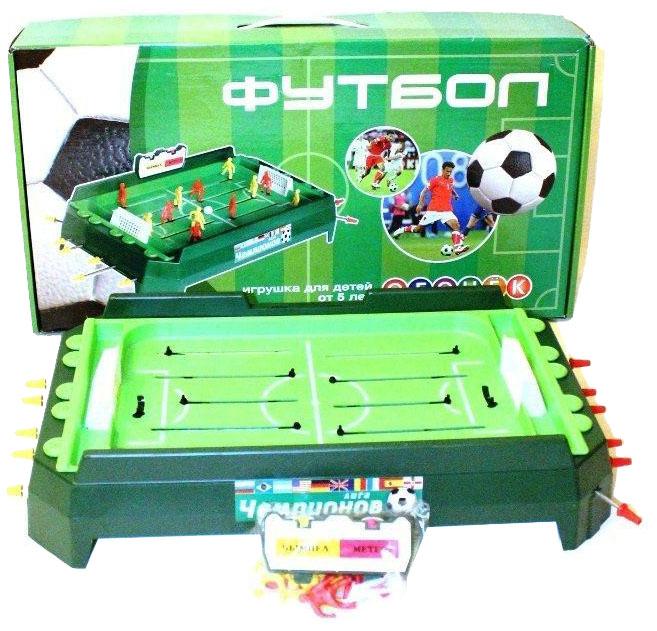 Настольный футбол для детей Огонек Лига Чемпионов
