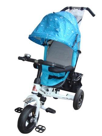 Велосипед детский Lexus Trike MS-0526 Next Pro Air белый-голубой
