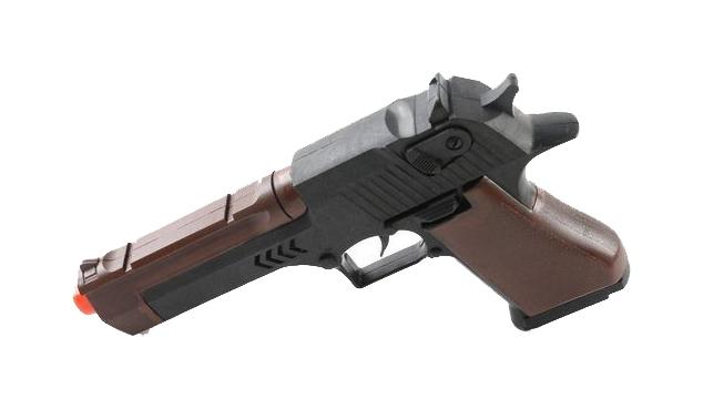 Купить Огнестрельное игрушечное оружие Shantou Gepai Пистолет с трещеткой YQ363-2,