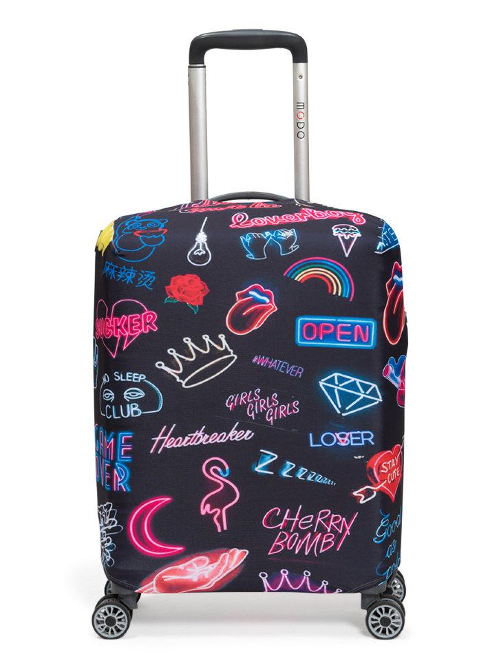 Чехол для чемодана Mettle Пати S ручная кладь фото