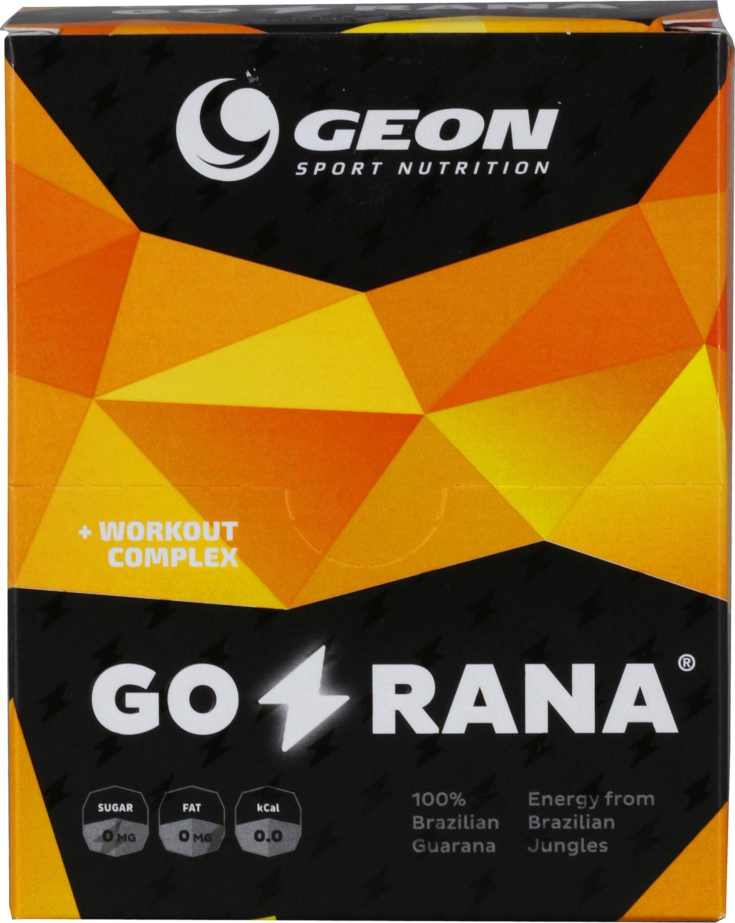 Geon GO-RANA 16 amp (16х25мл), Вишня-Кофе фото