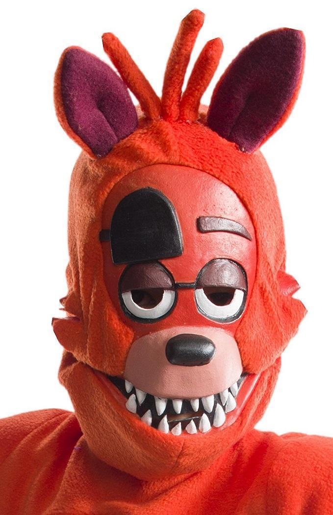Купить Маска Rubies Фокси из игры 5 ночей с Фредди (Five Nights At Freddy's Foxy), Карнавальные головные уборы