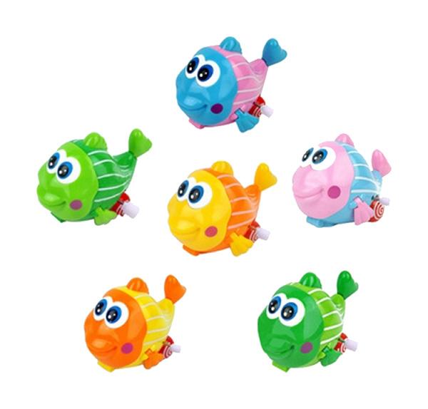 Развивающая игрушка Shenzhen Toys Рыба 549 в ассортименте