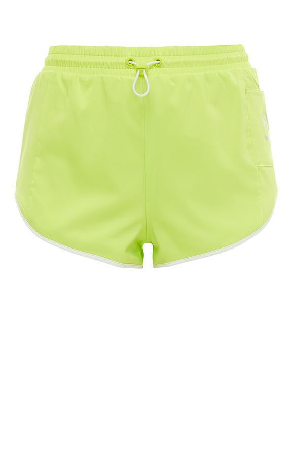 Шорты женские Reebok classic зеленые 48