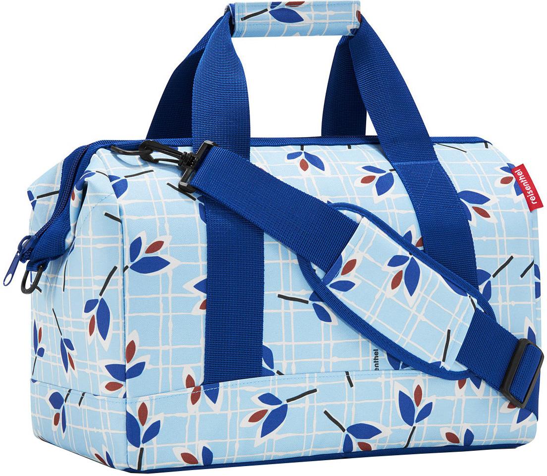 Сумка Allrounder M leaves blue