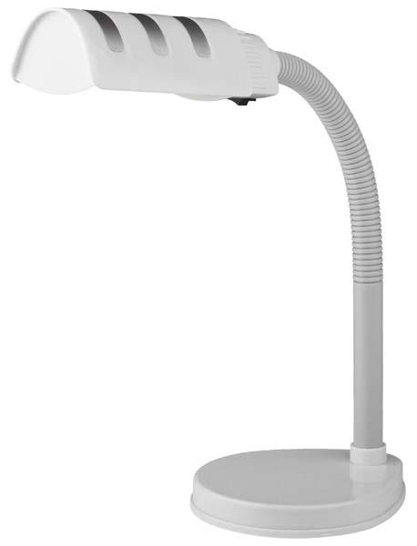 Настольный светильник ЭРА NE 302 E27