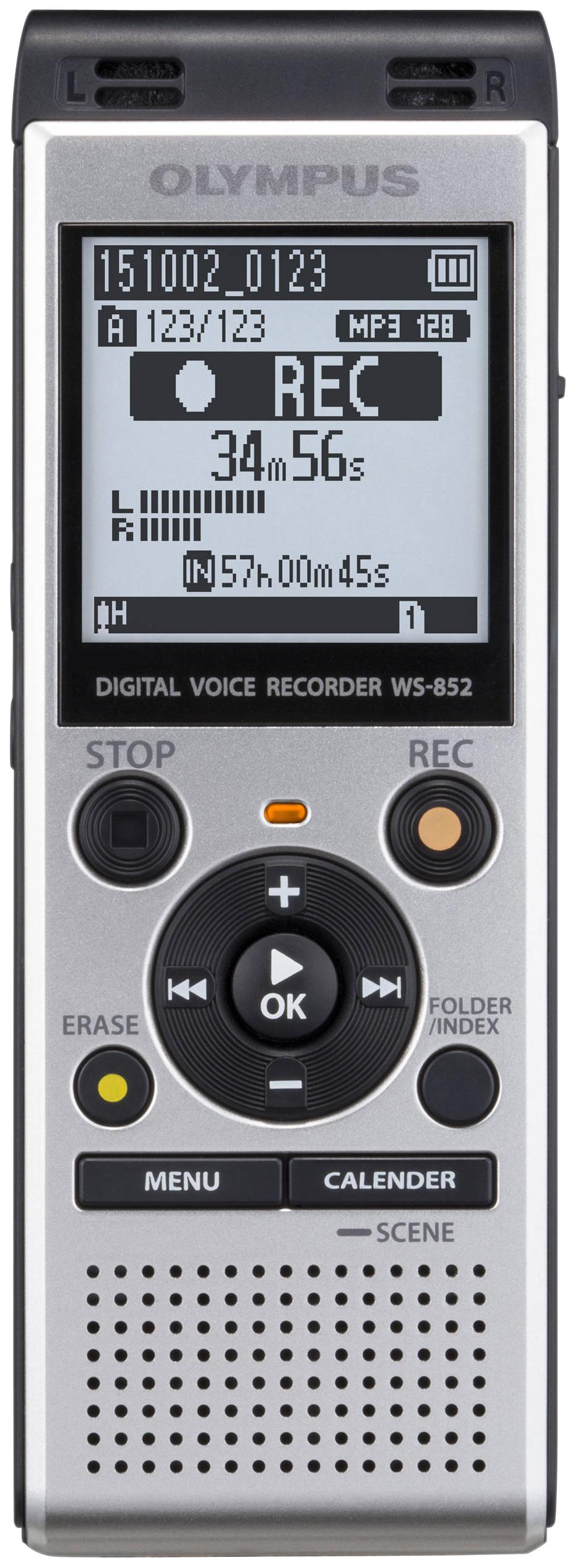 Диктофон цифровой Olympus WS-852 V415121SE000.