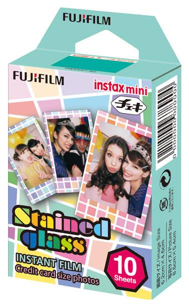 Картридж для фотоаппарата Fujifilm Instax Mini Stained