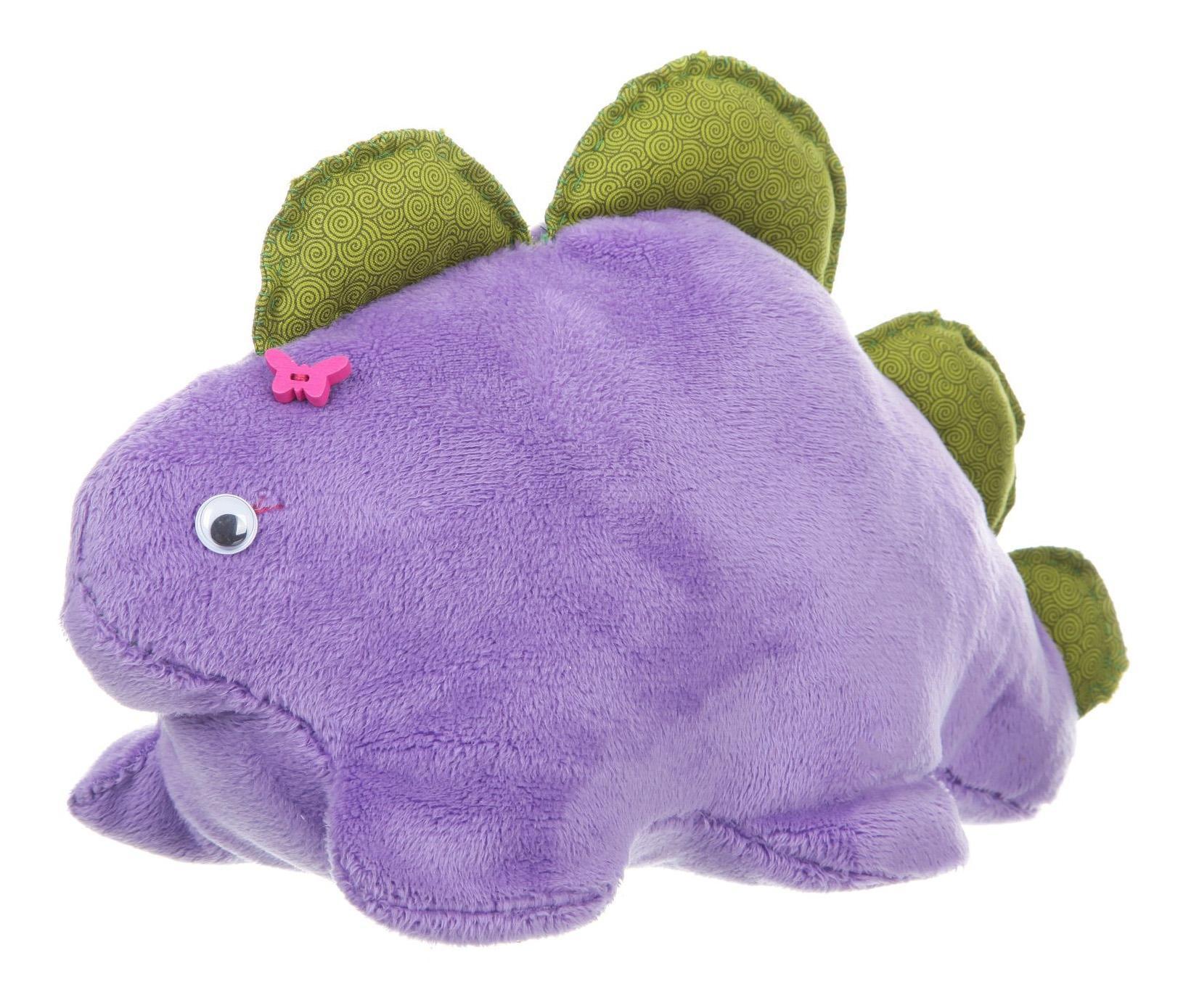 Купить Набор для творчества Bondibon шьем из плюша! игрушка своими руками. динозаврик, Рукоделие