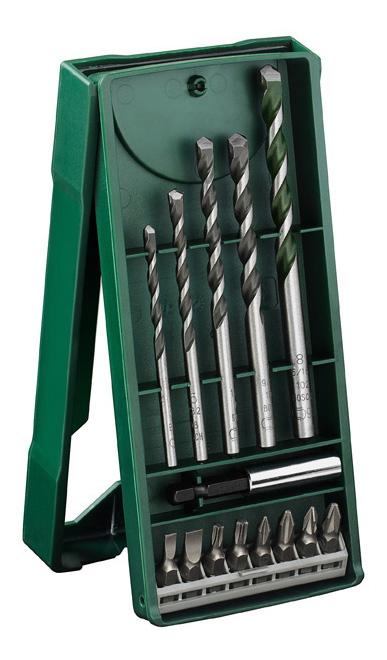 Наборы бит и сверл для дрелей, шуруповертов Bosch X-Line 14 2607017161 фото