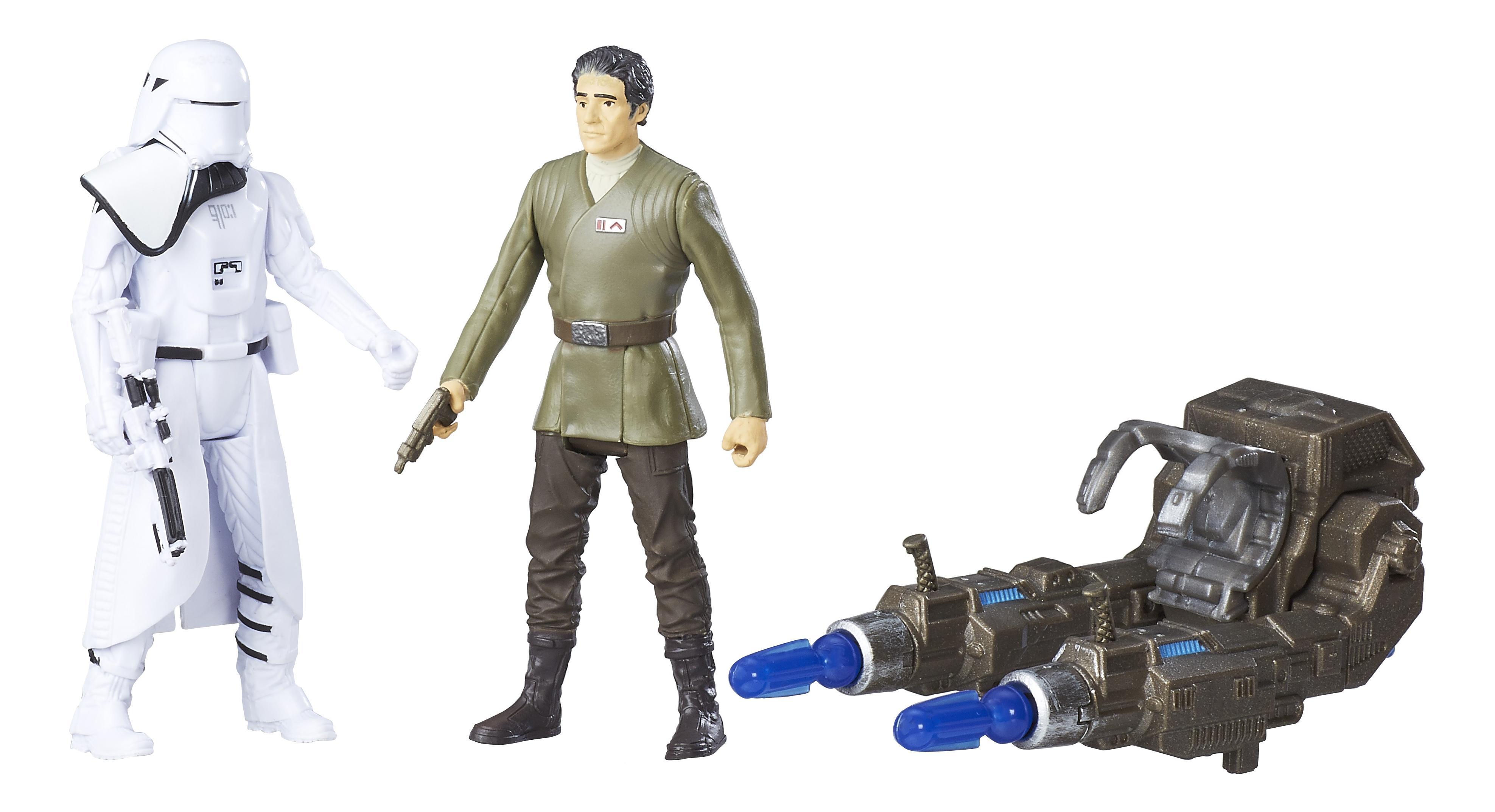 Купить Фигурка звездных войн 10 см делюск b7073 b8612, Hasbro, Игровые фигурки