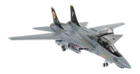 Набор самолет f-14d super tomcat (1:144)