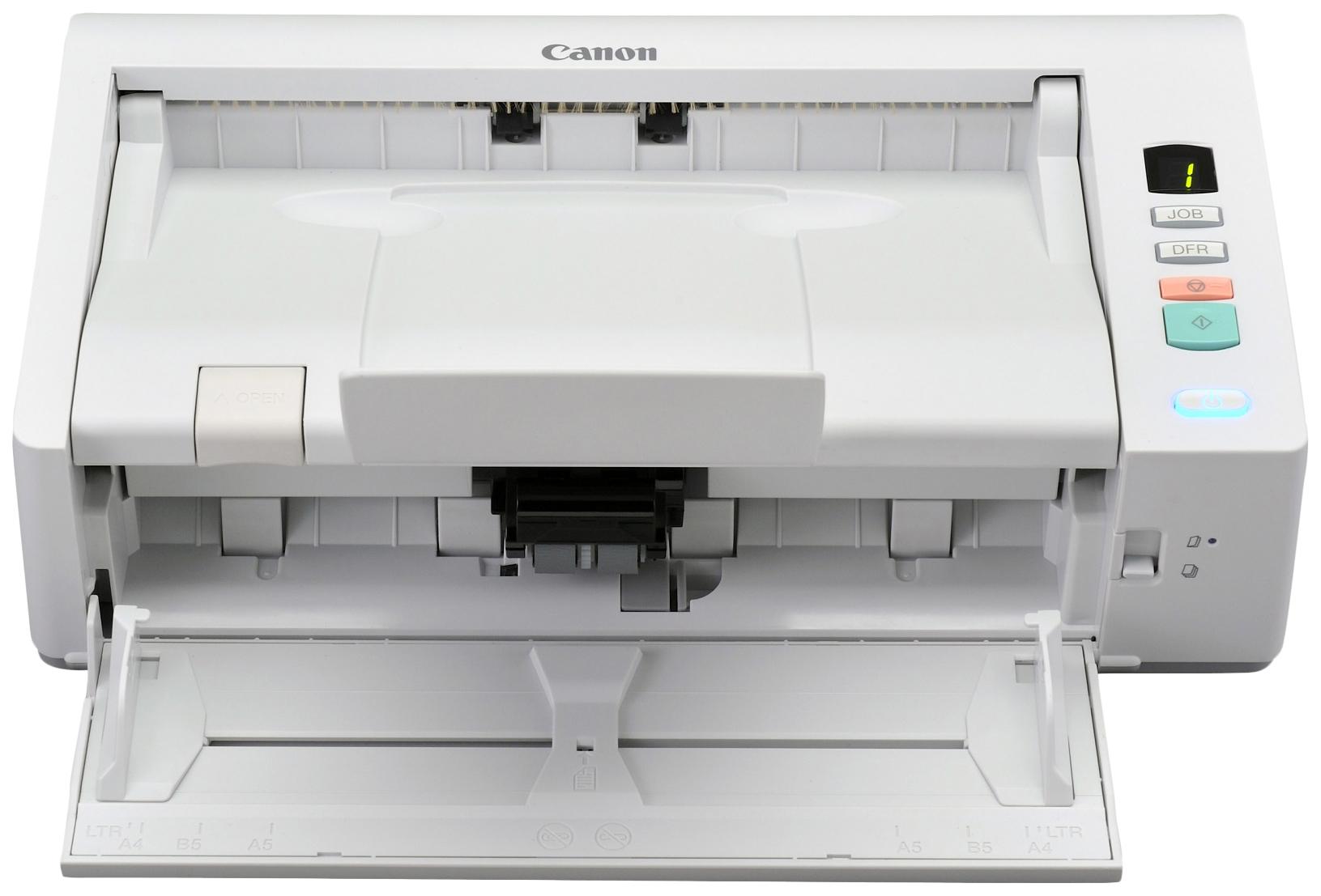 Сканер Canon ImageFORMULA DR M140 5482B003 Серый