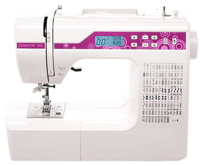 Швейная машина Comfort 80