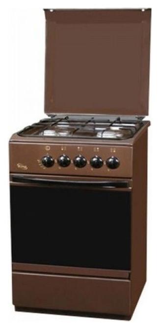 Газовая плита Flama FG 2406 коричневый