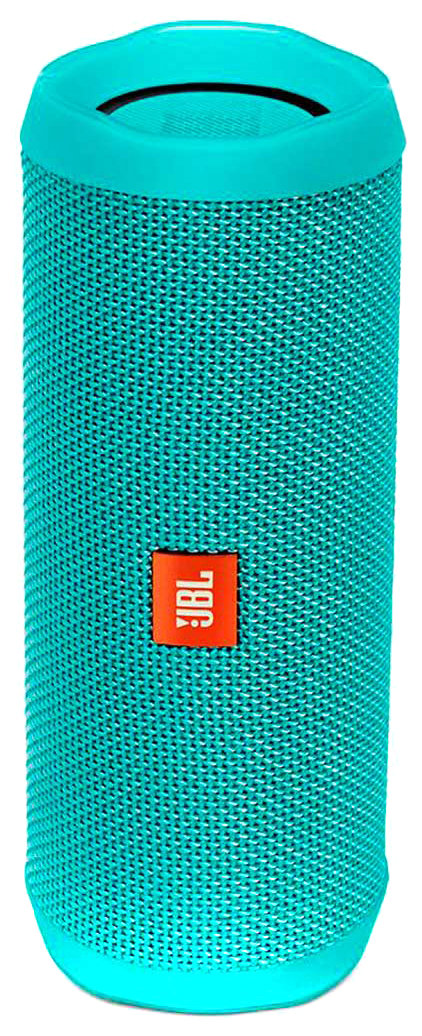Беспроводная акустика JBL Flip 4 Turquoise (JBLFLIP4TEL)