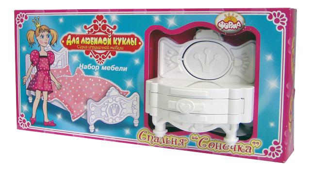 Спальня Сонечка для кукольного дома Форма