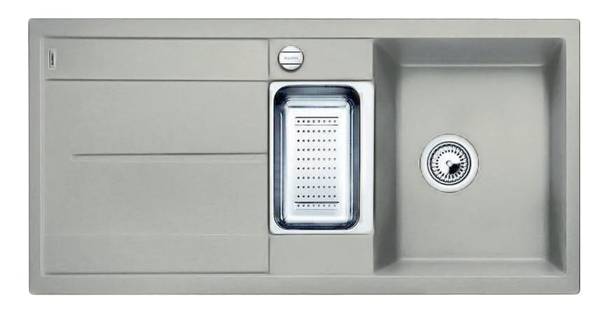 Мойка для кухни гранитная Blanco METRA 6 S 520577 белый