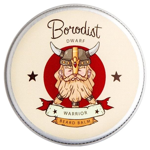 Бальзам для бороды Borodist Warrior 30 г