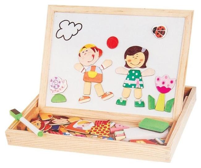 Доска для рисования Mapacha 76643 Чудо чемоданчик