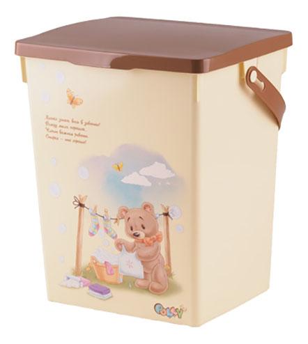 Короб для хранения детского стирального порошка Полимербыт