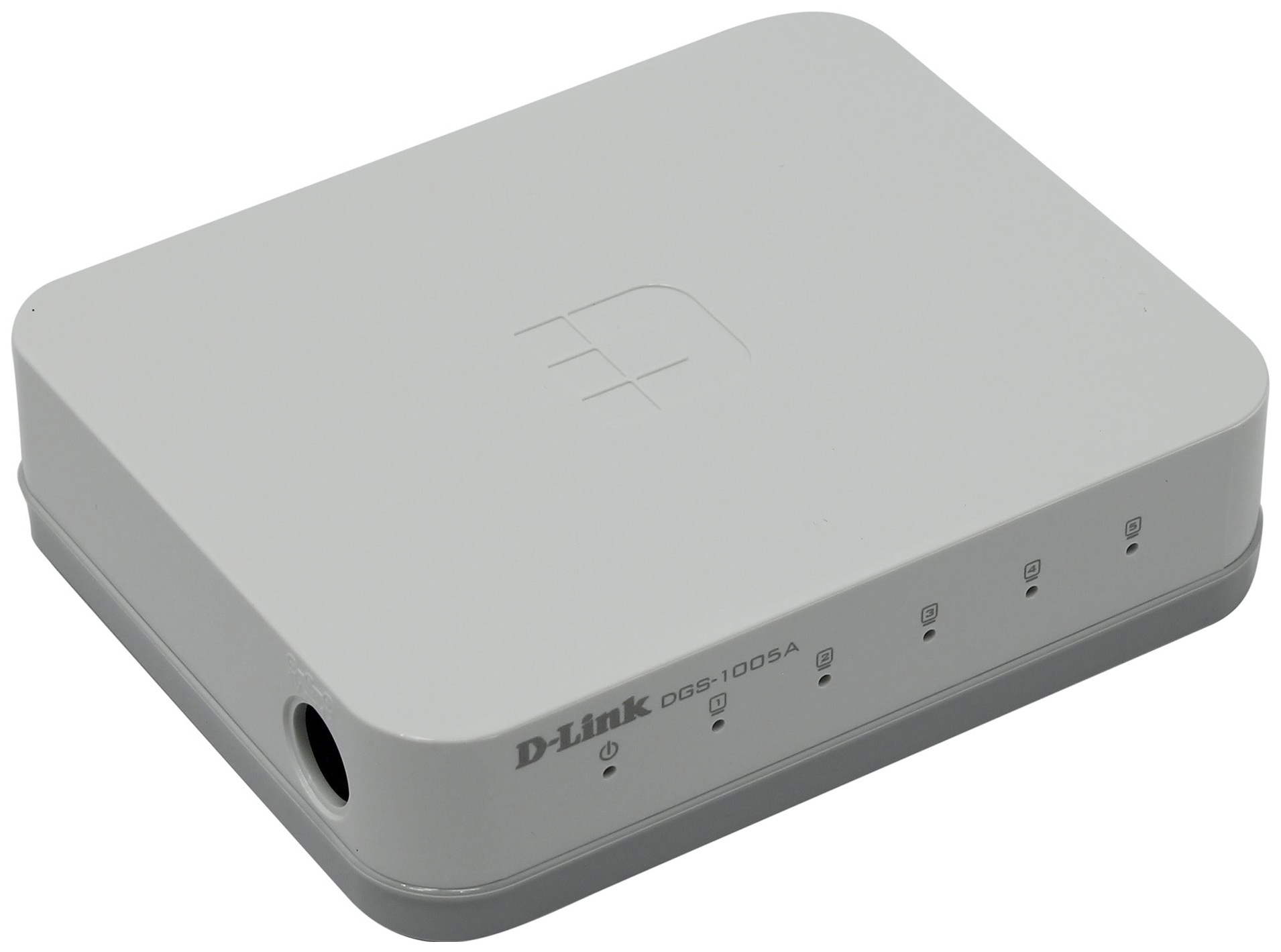 Коммутатор D Link DGS 1005A/C1B White