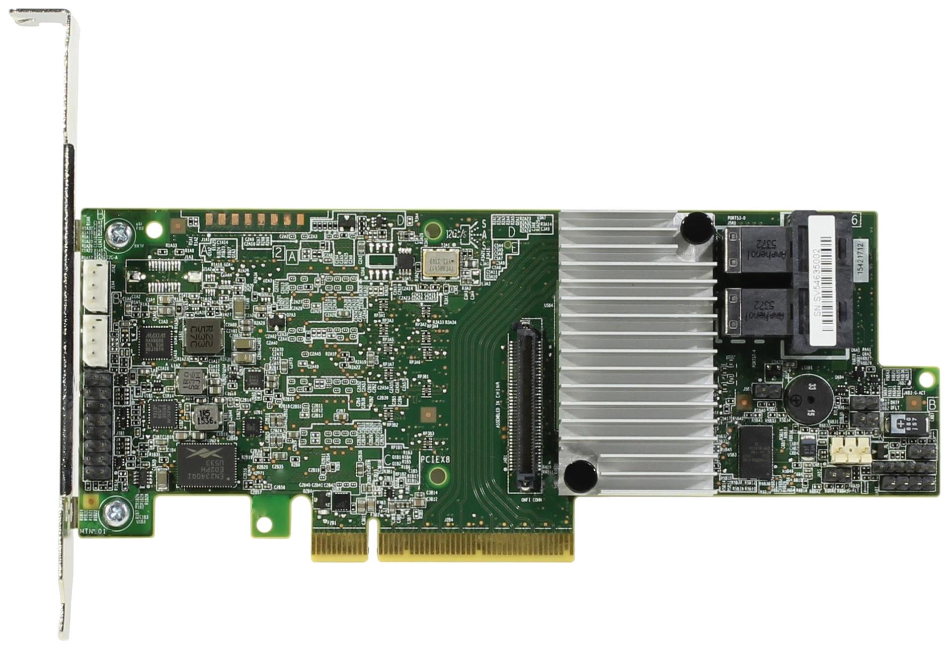 PCI e RAID контроллер Intel RS3DC080