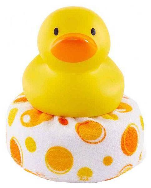 Купить Мочалка для ванны Munchkin Уточка с рождения,