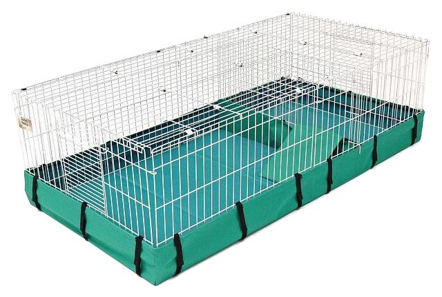 Клетка для морских свинок Midwest 36х60х119см складная
