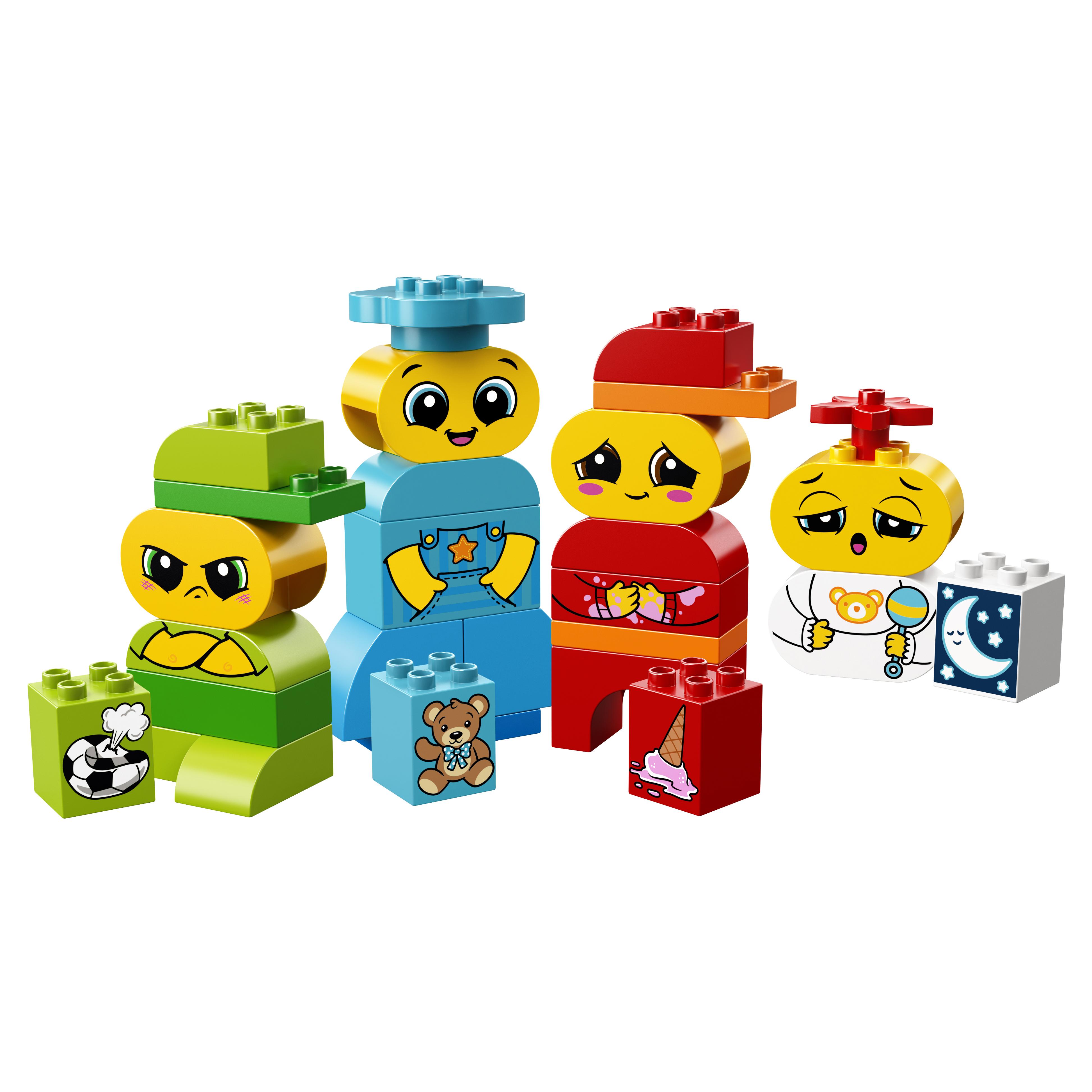 Конструктор LEGO Duplo My First Мои первые