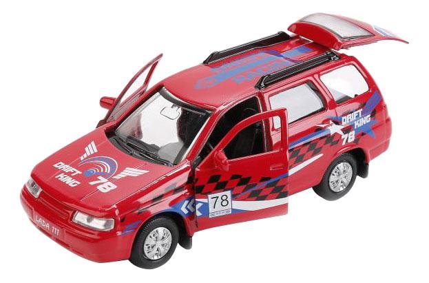 Купить Машинка Технопарк Lada 111 Спорт, Игрушечные машинки