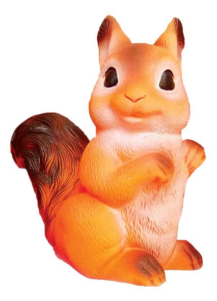 Купить Игрушка для купания ОГОНЕК Белка Лолита С-797, Огонек, Игрушки для купания малыша