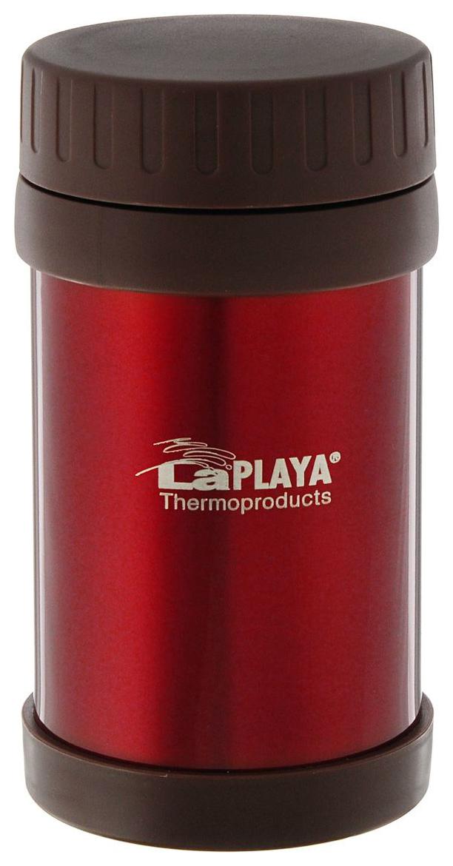 Термос LaPlaya Food Container 0,5 л красный