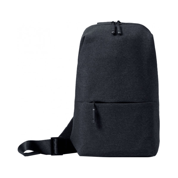 Рюкзак Xiaomi Mi City Sling Bag Dark Grey 4 л фото