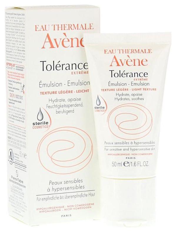 Купить Эмульсия Avene Tolerance Extreme увлажняющая успокаивающая, 50 мл