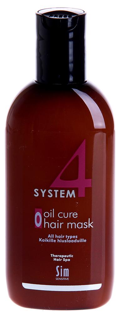 Маска для волос Sim Sensitive System 4 Oil Cure Hair Mask 100 мл
