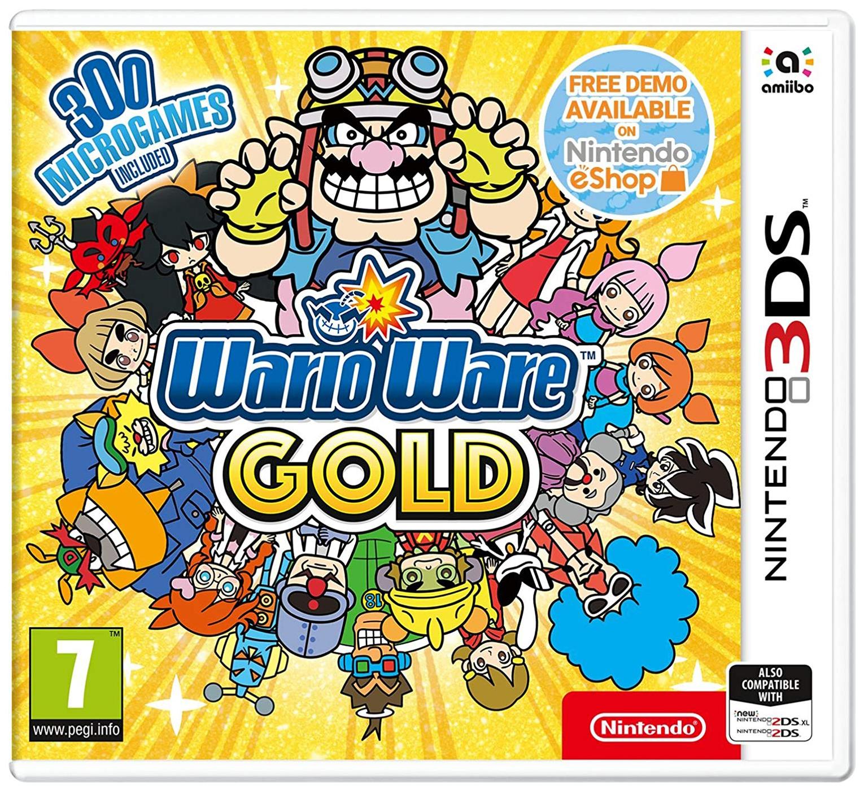 Игра Nintendo WarioWare Gold для Nintendo 3DS фото