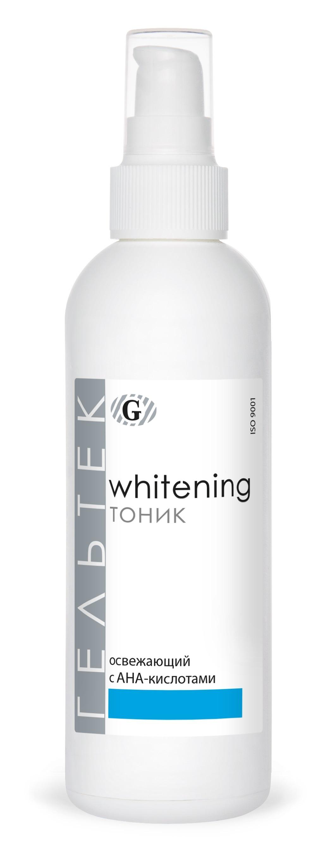 Купить Тоник для лица Гельтек c AHA- кислотами 200 мл, Тоник освежающий с АНА кислотами