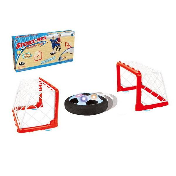 Купить Набор для игры в диск-мяч Junfa toys со световыми эффектами,