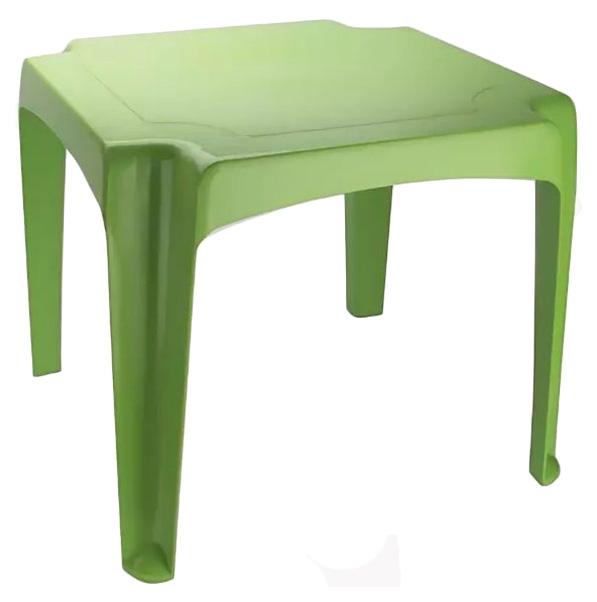 Стол детский Бытпласт 52х52х47,5 Зеленый