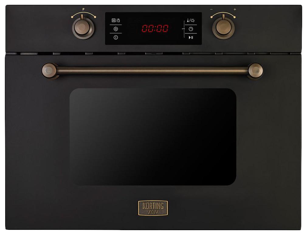 Микроволновая печь с грилем и конвекцией Siemens IQ500 CM585AMS0 фото