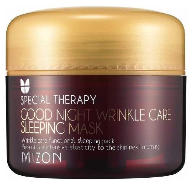 MIZON GOOD NIGHT WRINKLE CARE SLEEPING MASK
