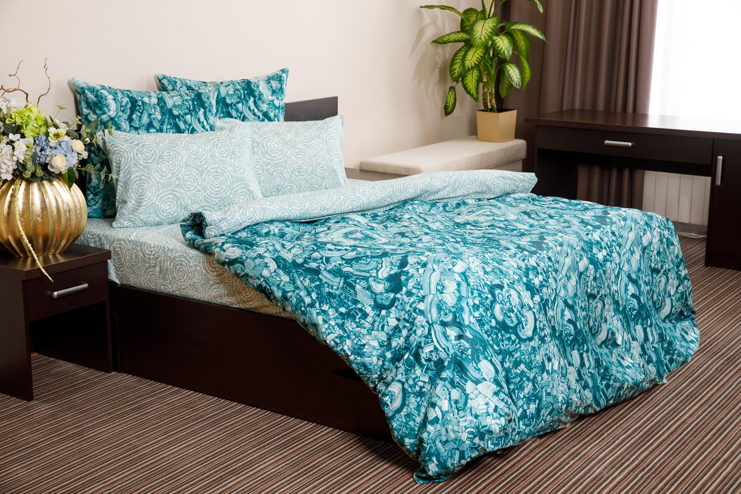 Комплект постельного белья Ночь нежна Ariana (2 сп. евро)