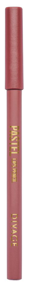 Карандаш для губ Divage Pastel №2206 4 г
