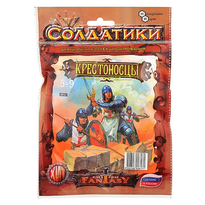 Купить Набор солдатиков Битвы Fantasy Крестоносцы BF00817, Технолог, Игровые наборы