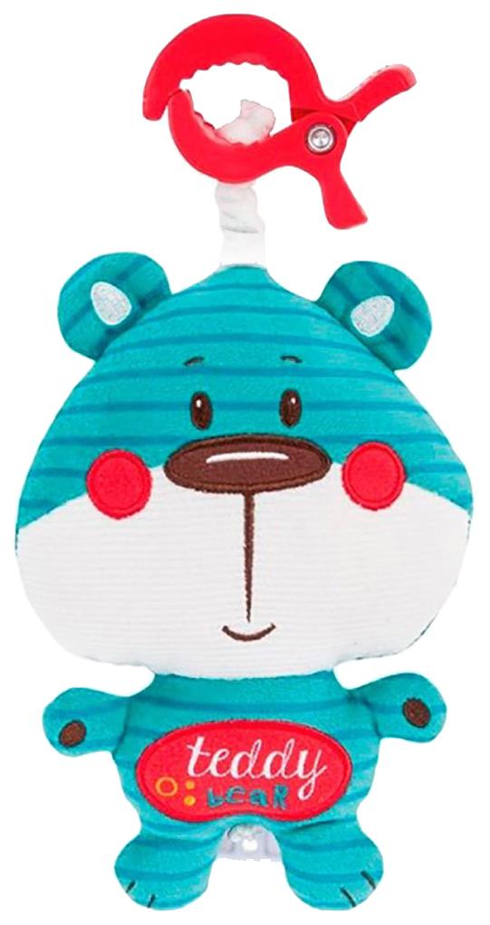 Купить Подвеска Canpol Forest Friends мягкая музыкальная игрушка медвежонок, Подвесные игрушки