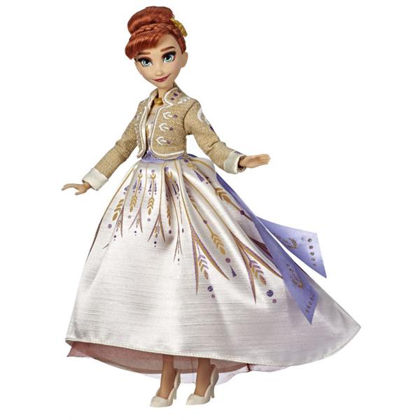 Купить Кукла Hasbro Disney Princess Холодное Сердце 2 Анна Делюкс, Классические куклы